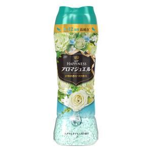 レノアハピネス アロマジュエル エメラルドブリーズの香り 本体 520ml 1個 P&G