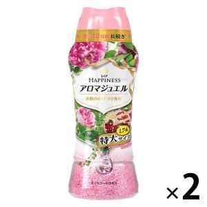 レノアハピネス アロマジュエル ザクロブーケの香り 本体 特大 885ml 1セット(2個入) P&...