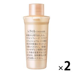 花王 SOFINA(ソフィーナ) リフトプロフェッショナル ハリ美容液EX レフィル 40g×2