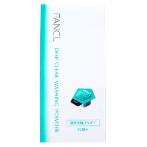 FANCL(ファンケル) ディープクリア 洗顔パウダー30個入