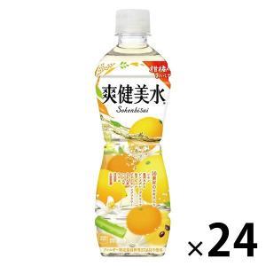 コカ・コーラ 爽健美水 500ml 1箱(24本入)|y-lohaco