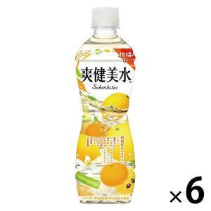 コカ・コーラ 爽健美水 500ml 1セット(6本)|y-lohaco