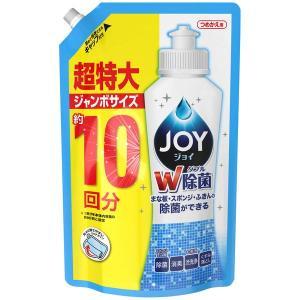 アウトレット除菌ジョイコンパクト 食器用洗剤 詰替ジャンボサイズ 1445mL 1個|y-lohaco