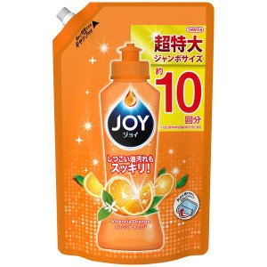 アウトレットジョイコンパクトバレンシアオレンジの香り 詰替ジャンボサイズ 1445mL 1個