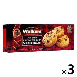 SALE ウォーカー チョコチップ ショートブレッド 175g 1セット(3個)