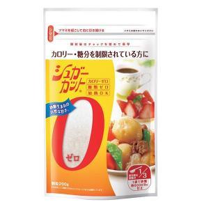 浅田飴 シュガーカットゼロ顆粒200G 1袋