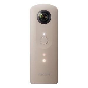 リコー デジカメ THETA SC BG ベージュ 360°カメラ 1200万画素 Wi-Fi対応