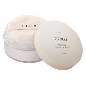 ETVOS(エトヴォス) ミネラルルーセントパウダー(仕上げパウダー)肌なじみよいアイボリー
