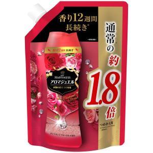 レノアハピネス アロマジュエル ダイアモンドフローラルの香り 詰め替え 特大 805ml 1個 P&...