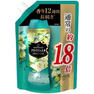 レノアハピネス アロマジュエル エメラルドブリーズの香り 詰め替え 特大 805ml 1個 P&G