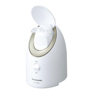 母の日 パナソニック フェイススチーマー ナノケア EH-SA3B-N コンパクト 温スチーム アロマタブレット1個付き|LOHACO PayPayモール店