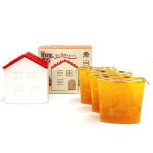 ロハコ限定販売 ハエ はえ 駆除 コバエがホイホイ 赤い屋根のおうち 1個(容器+取り替え 3個) アース製薬|LOHACO PayPayモール店