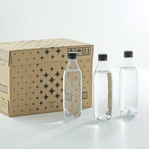 【強炭酸水】 LOHACO Water スパークリング 500ml 1箱(15本入)ラベルレス