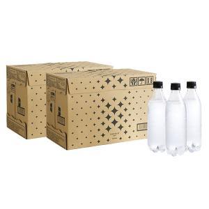 【強炭酸水】 LOHACO Water スパークリング 500ml 1セット(30本)ラベルレス