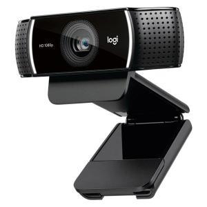 Logicool Webカメラ プロ ストリーミング ウェブカム/オートフォーカス/フルHD/マイク...