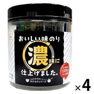 アウトレット カネタツーワン ポット濃い味のり 1セット(70枚入×4個)