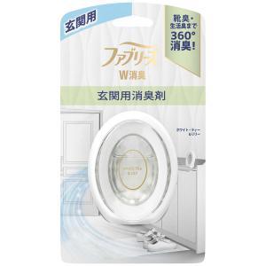 ファブリーズW消臭 玄関用消臭剤 置き型 ホワイト・ティー & リリー 7ml P&G|LOHACO PayPayモール店