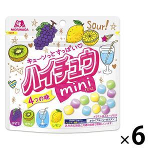 森永製菓 ハイチュウミニパウチ 6袋
