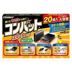 【アウトレット】コンバットスマートタイプ20P 6ヵ月用 717428 1個 大日本除虫菊