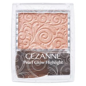 CEZANNE(セザンヌ)パールグロウハイライト 02(ロゼベージュ) セザンヌ化粧品