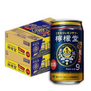 レモンサワー 檸檬堂 鬼レモン 350ml 2ケース(48本) 缶チューハイ チューハイ サワー LOHACO PayPayモール店