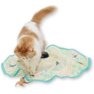 新商品 猫壱 キャッチミー・イフユーキャン2 猫と音符 電動おもちゃ LOHACO PayPayモール店