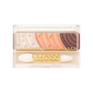 CEZANNE(セザンヌ) トーンアップアイシャドウ 06(オレンジカシス)
