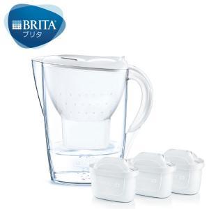 【数量限定】ブリタ(BRITA)浄水器 ポット型 ピッチャー 1.4L マレーラCOOL マクストラ...