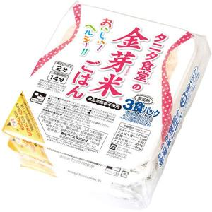東洋ライス タニタ食堂の金芽米ごはん(国内産) 3食パック(160g×3) 1セット(2個)|y-lohaco|02