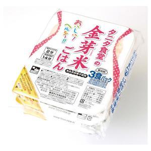 東洋ライス タニタ食堂の金芽米ごはん(国内産) 3食パック(160g×3) 1セット(2個)|y-lohaco|03