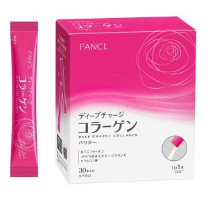 FANCL(ファンケル) ディープチャージ コラーゲン パウダー 1袋|y-lohaco