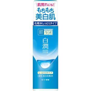 肌ラボ 白潤 薬用美白化粧水 しっとりタイプ 170mL ロート製薬