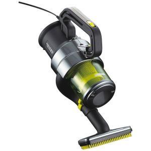 パワーハンディークリーナー AC電源 ハンディージェットサイクロンEX 掃除機 HC-E251GY ...