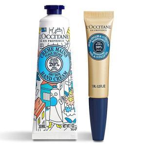 数量限定 L'OCCITANE(ロクシタン) カラーユアシア ハンド&ネイル