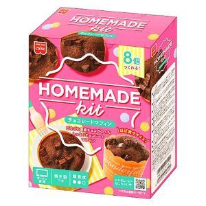 共立食品 チョコレートマフィンキット 1箱 チョコレート 手作り ギフト バレンタイン ホワイトデー