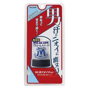 デオナチュレ 男クリスタルストーン 60g シービック