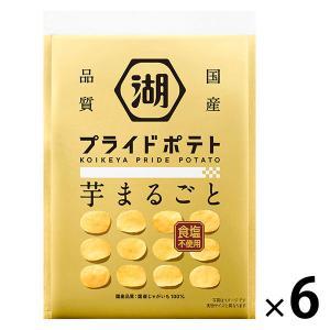 SALE 湖池屋 KOIKEYA PRIDE POTATO(湖池屋プライドポテト) 芋まるごと 食塩...