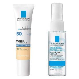 数量限定 ラロッシュポゼ UVイデア XL ティント 敏感肌用 日やけ止め・化粧下地 キット