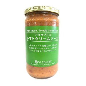 ワゴンセール サンクゼール パスタソース トマトクリーム670g (大容量サイズ) 1個