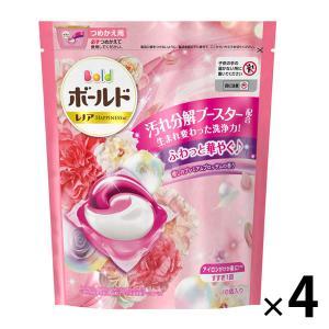 アウトレット P&G ボールドジェルボールプレミアムブロッサムの香り 詰替 1セット(64粒:16粒入×4)|LOHACO PayPayモール店