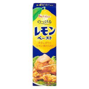 ハウス食品 レモンペースト 40g 1個