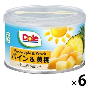 ドール パイン&黄桃227g 1セット(6缶入) ハロウィン