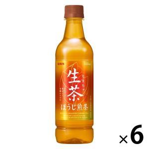 【お茶】キリンビバレッジ 生茶ほうじ煎茶 525ml 1セット(6本)