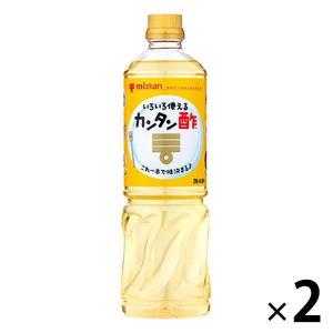 ミツカン カンタン酢 1L 2本