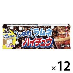 森永製菓 しゅわラムネハイチュウ<コーラ> 12パック