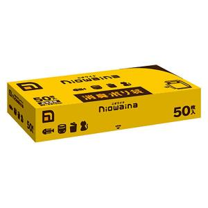 ニオワイナ ゴミ袋 消臭袋 3L 1箱(50枚入) 日本サニパック