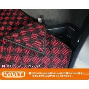 新型CX5  KF系 ラゲッジマット(トランクマット)  YMT y-mt 04