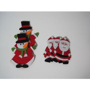 オーナメント おしゃれ ガーデニング クリスマス 飾り 部屋をかわいく飾ろう サンタ スノーマン gwab039 y-mty
