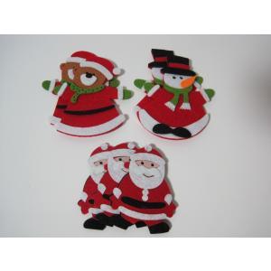 オーナメント おしゃれ ガーデニング クリスマス 飾り 部屋をかわいく飾ろう サンタ くま スノーマン gwab040 y-mty