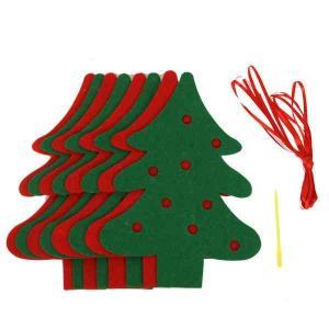オーナメント おしゃれ ガーデニング クリスマス 飾り 装飾 かわいい クリスマスツリー型 gwab045 y-mty